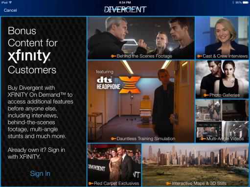 Xfinity Sign-in
